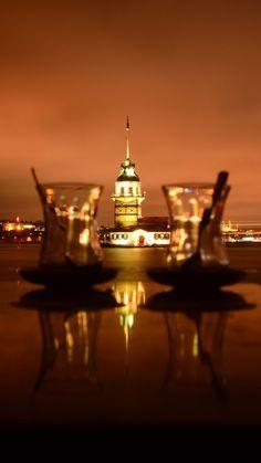 Turkish Tea, Turkish Delight, Turkish Beauty, Wonderful Places, Beautiful Places, Beautiful Scenery, Visit Turkey, Dark Photography, Love Is Sweet