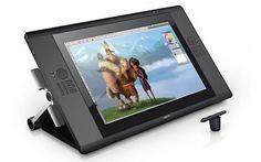 Wacom Cintiq 22HD & 24HD Touch
