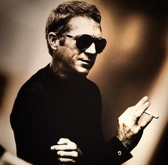Steve McQueen with some persol probably