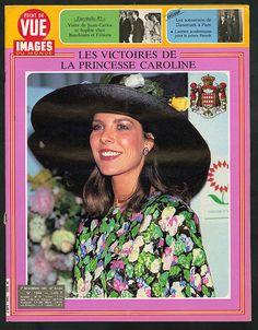 Point de Vue Images du Monde princesse Caroline 11/1 1985 picclick.com