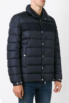 Boutique Moncler BREVAL Doudoune veste mode homme col navy officiel boutique