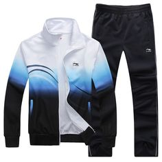 New Brand Li-Ning Men's Activewear Sports Running Badminton Tracksuit Suit | Clothing, Shoes & Accessories, Men's Clothing, Athletic Apparel | eBay!