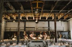 Industrial Sydney wedding at Carriageworks - Photography by Justin Aaron