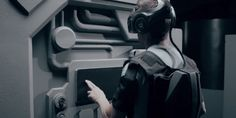 Introducing The Void, a virtual-reality theme park