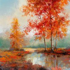 Tan Chun Chiu ~ Watercolor painter |