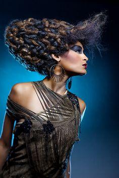Hair by Shirley Gordon -NAHA ENTRY 2013 - #2