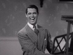Cary Grant - The Awful Truth, 1937