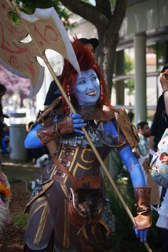 World of Warcraft Troll Cosplay Awesome World of Warcraft images online