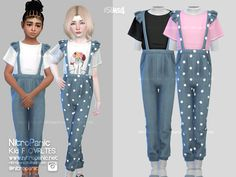 Kid F OVRLTES for The Sims 4 Best Picture For Children Clothing rack For Your Taste You are looking for something, and it is going to tell you exactly what you are looking for, and you didn't find tha The Sims 4 Kids, The Sims 4 Bebes, The Sims 4 Pc, Sims 4 Children, Sims Cc, Sims 4 Toddler Clothes, Sims 4 Mods Clothes, Sims 4 Cc Kids Clothing, Toddler Outfits