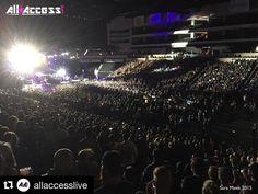#Repost @allaccesslive: Packed house for @shinedown @breakingbenjamin and @nothingmoremusic tonight @intrustbankarena #Shinedown #ThreatToSurvival #BreakingBenjamin #NothingMore #shinedown