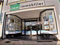 Votre agence immobilière CIMM IMMOBILIER Le Creusot.