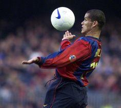FC Barcelona - Barça Legends: Rivaldo (1st half)