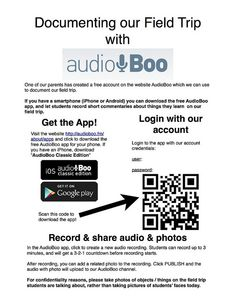 Module Interesting resource about one of the course tool. Audioboo tutorial in order to help new users to work with this incredible app. Teaching Technology, Technology Integration, Educational Technology, 21st Century Classroom, 21st Century Learning, Coding For Kids, Interactive Learning, Qr Codes, Teacher Resources