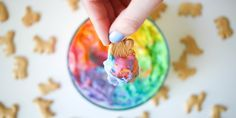 This rainbow funfetti dip is so easy to make and will be the center of attention at your next get together!