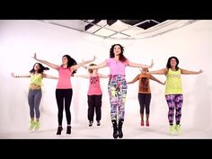 ▶ Zumba HIgh Official choreography by Francesca Maria and Zins worldwide - YouTube