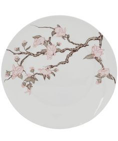 Bunny Blossom Dinner Plate