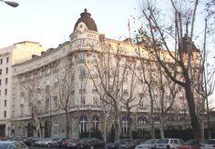 Mata Hari o Hemingway en uno de los mejores hoteles del mundo: Hotel Ritz (Madrid)