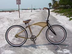 Tiki bicycle #RideintoSummerInStyle
