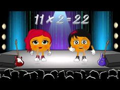 2 Times Tables - Learn The Fun Way! - YouTube