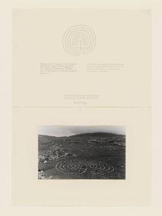 Richard Long - Connemara Sculpture, 1971