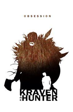 Kraven - Obsession by Steve Garcia