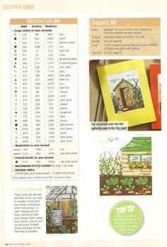 Gallery.ru / Фото #23 - Cross Stitch Card Shop 084 - tymannost