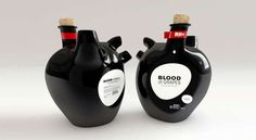 Anatomically Correct Wines - Gift Your Heart with the 'Blood of Grapes' Wine (GALLERY)