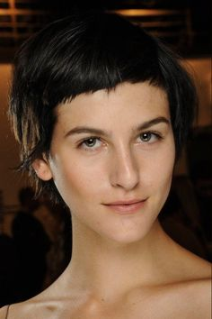 Women's Hairstyles 2014 with Short Bangs  (3)