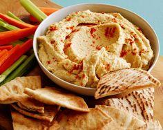 Classic Hummus recipe from Katie Lee via Food Network