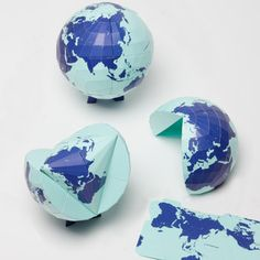 AuthaGraph Globe now featured on Fab.