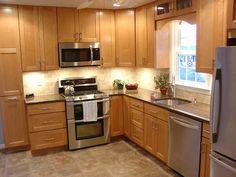 Simple Kitchen Design L Shape l-shaped kitchen with island | download l-shaped-kitchen-with