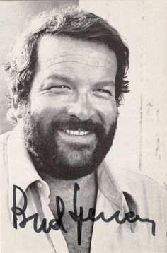 R.I.P. Bud Spencer (born Carlo Pedersoli; 31 October 1929 – 27 June 2016)