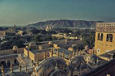 Jaipur (Pink City), India by Uttam Saxena on 500px