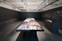 Triwa pop-up by Elding Oscarson, Stockholm »  Retail Design Blog