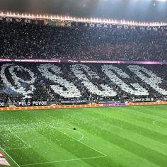 """Sport Club Corinthians Paulista - """"Em uma situação adversa, mais uma vez a Fiel cantou e empurrou do começo ao fim. A Fiel é única!  #ObrigadoFiel"""""""