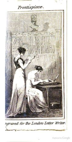 The London Universal Letter Writer; Or, Whole Art of Polite Correspondence  1809