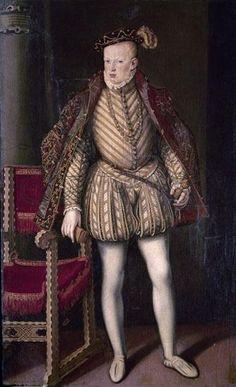 Rei D. Sebastião de Portugal, Cristóvão de Morais,1565