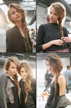#side braids