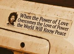 Enjoy the best Jimi Hendrix Quotes at BrainyQuote. Quotations by Jimi Hendrix, American Musician, Born November Share with your friends. The Power Of Love, Peace And Love, My Love, Great Quotes, Quotes To Live By, Inspirational Quotes, Fabulous Quotes, Awesome Quotes, Meaningful Quotes