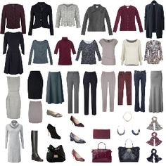 Capsule Wardrobe - Save time and money
