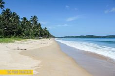 LONG BEACH, SAN VICENTE, PALAWAN: The Longest White Beach in the Philippines