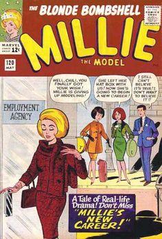 Millie the Model #120