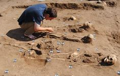 English Mass Grave Sheds New Light on the Horrors of the Black Death  The burial pit contained 48 skeletons that tested positive for the plague  By Danny Lewis smithsonian.com  December 2, 2016