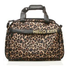 Hello Kitty Leopard Print Weekender Travel Bag Fourever Funky,http://www.amazon.com/dp/B00AI8NGW8/ref=cm_sw_r_pi_dp_v4zIsb0PNS5HSMSF