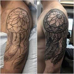 Dream Catcher Tattoo For Men Classy 29 Dreamcatcher Tattoos For Men  Pinterest  Dreamcatcher Tattoos Inspiration Design