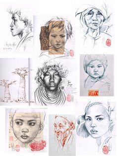 Stéphanie Ledoux - Carnets de voyage: La fin d'une époque