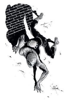 Spider-man by Max Fiumara