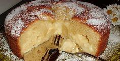 La+ricetta+della+soffice+torta+nua+con+crema