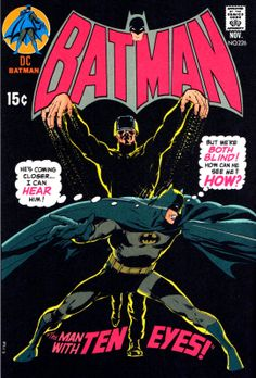 Neal Adams Batman #226