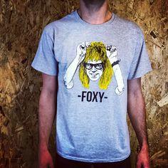 FOXY - GARTH ALGAR
